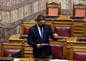 Ο υφυπουργός Λευτέρης Αυγενάκης (φωτ.: ΑΠΕ-ΜΠΕ / Ορέστης Παναγιώτου)