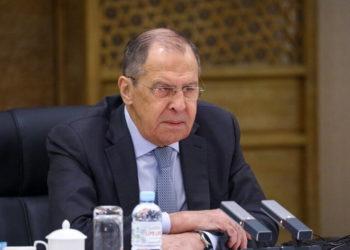 Ο υπουργός Εξωτερικών της Ρωσίας Σεργκέι Λαβρόφ (φωτ. αρχείου: ΑΠΕ-ΜΠΕ/ ΥΠΕΞ Ρωσίας)