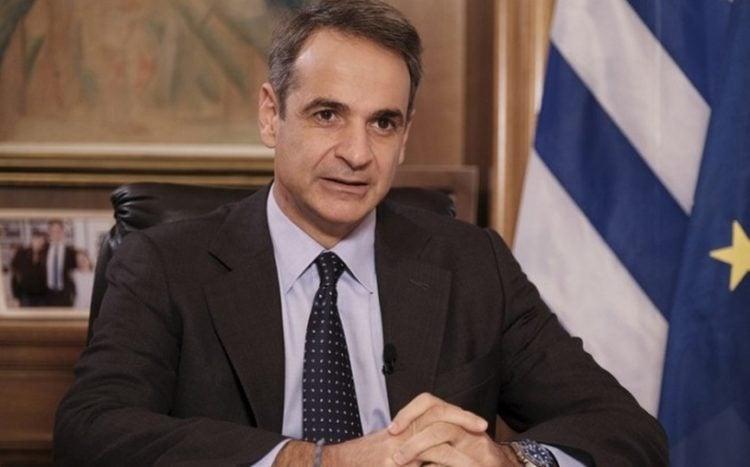 (Φωτ. αρχείου: Γρ. Τύπου Πρωθυπουργού / Δημήτρης Παπαμήτσος)