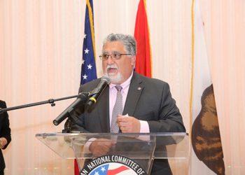 Ο γερουσιαστής Άντονι Πορταντίνο (φωτ.: en.armradio.am)