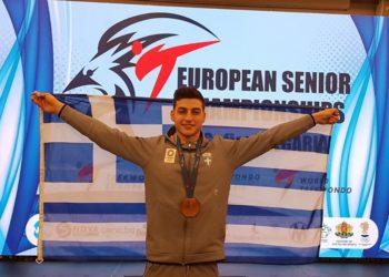 Ο Κωνσταντίνος Χαμαλίδης (φωτ.: ΕΛΟΤ)