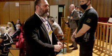 Ο ευρωβουλευτής Γιάννης Λαγός (φωτ. αρχείου: EPA/PANTELIS SAITAS)