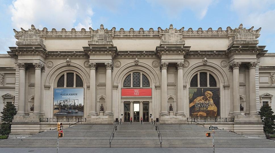 151η επέτειος του Μητροπολιτικού Μουσείου Τέχνης της Νέας Υόρκης
