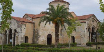 Καθεδρικός ναός των Μεγάλων Κομνηνών «Η Αγία Σοφία» στην Τραπεζούντα (φωτ.: Βασίλης Τσενκελίδης)