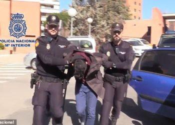(Φωτ.: Policia Nacional)