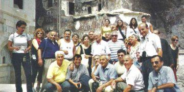 Στιγμιότυπο από το πρώτο ταξίδι του Συλλόγου στον Πόντο και στην Παναγία Σουμελά
