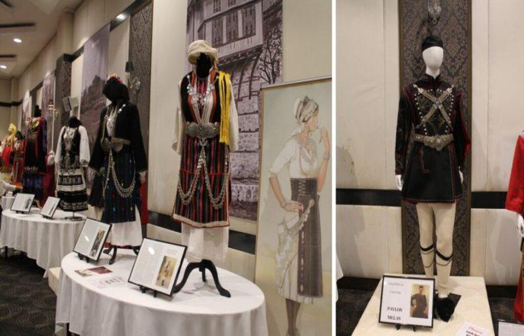 Έκθεση με παραδοσιακές φορεσιές στο Σίδνεϊ (φωτ.: The Greek Herald/ Αντριάνα Σίμος)