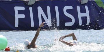 Στιγμιότυπο από τους Μεσογειακούς Παράκτιους Αγώνες το 2019 στην Πάτρα (φωτ.: mbgpatras2019.gr)