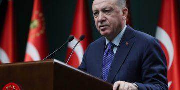 (Φωτ. αρχείου: Turkish President Press Office)