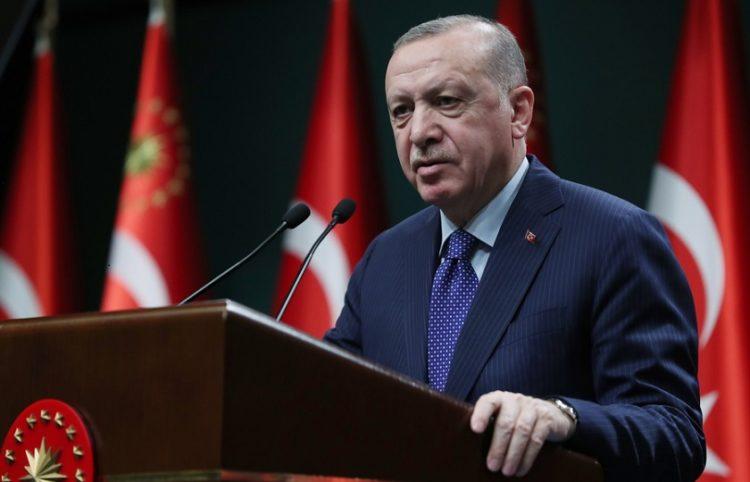 (Φωτ.: Turkish President Press Office)