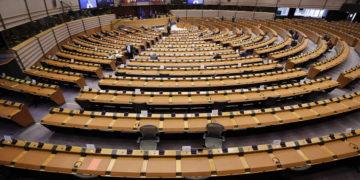 Το ευρωπαϊκό κοινοβούλιο (φωτ.: ΑΠΕ-ΜΠΕ/ EPA/ Olivier Hoslet)