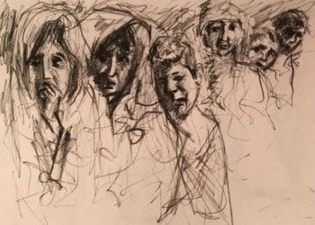 Από τη σειρά «Εκτέλεση» της συλλογής «Ποντιακή Γενοκτονία» (φωτ.: Gjergj Kola)