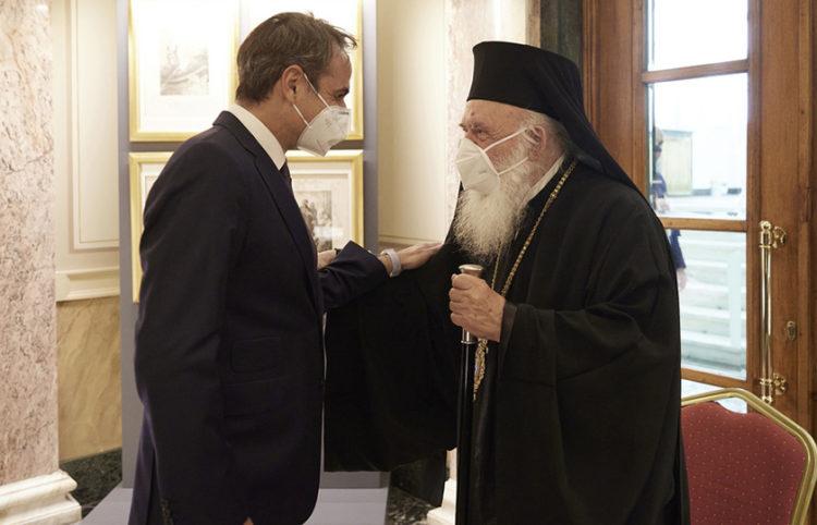 (Φωτ.: Γραφείο Τύπου Πρωθυπουργού / Δημμήτρης Παπαμήτσος)