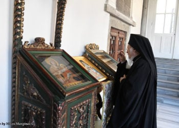 (Φωτ.: αρχείου: Facebook / Ecumenical Patriarchate)