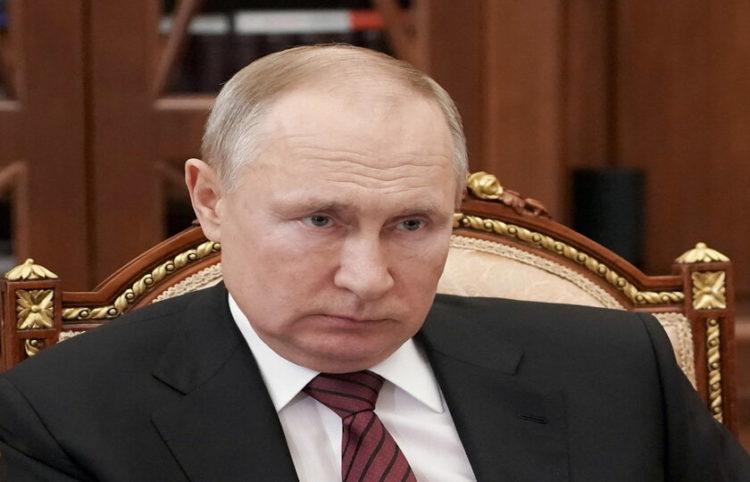 (Φωτ.: ΑΠΕ-ΜΠΕ/ Alexei Druzhinin/ Kremlin Pool/ Sputnik)