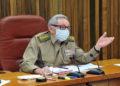 Ο Ραούλ Κάστρο (φωτ.: ΑΠΕ-ΜΠΕ/ EPA/ Estudio Revolucion)