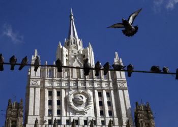 Το υπουργείο Εξωτερικών της Ρωσίας (φωτ.: EPA / Maxim Shipenkov)