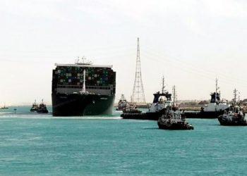 Η Διώρυγα του Σουέζ (φωτ.: ΑΠΕ-ΜΠΕ/ Suez Canal Authority)