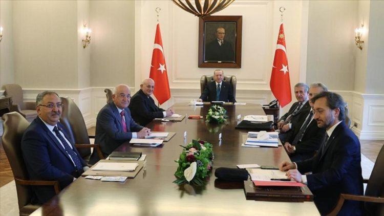 (Φωτ.: Προεδρία της Τουρκίας)