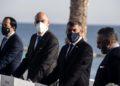 (Φωτ.: EPA/ Ιάκωβος Χατζησταύρου / POOL)