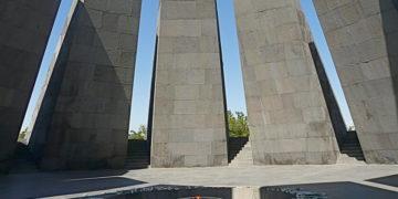 Το μνημείο Γενοκτονίας στο Γερεβάν (φωτ.: Rita Willaert/ flickr)
