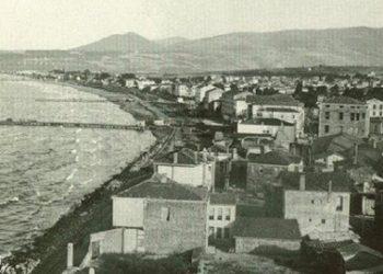 Η Αμισός στις αρχές του 20ού αι. (φωτ.: özel Samsun denizcilik)
