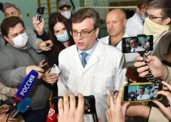 (Φωτ.: EPA /Maksim Karmajev)