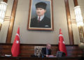 (Φωτ.: Γρ. Τύπου Προεδρίας της Τουρκίας)