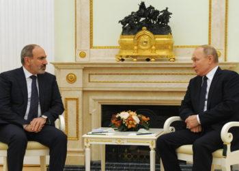 (Φωτ. αρχείου: EPA/ Alexei Druzhinin/ Kremlin Pool)
