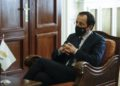 Ο υπουργός Εξωτερικών της Κύπρου Νίκος Χριστοδουλίδης (φωτ.: ΑΠΕ-ΜΠΕ/ Νίκος Χριστοδουλίδης)