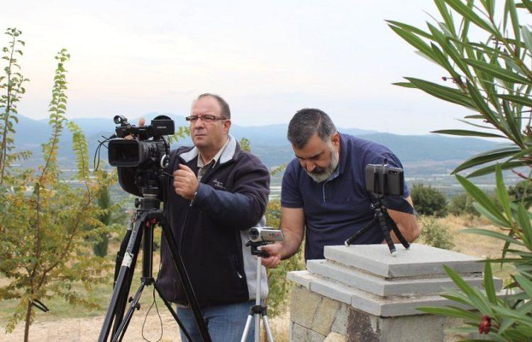 Η ταινία του Θεόδωρου Αλεπίδη απέσπασε δύο βραβεία στο ποντιακό φεστιβάλ (φωτ.: ΑΠΕ-ΜΠΕ)