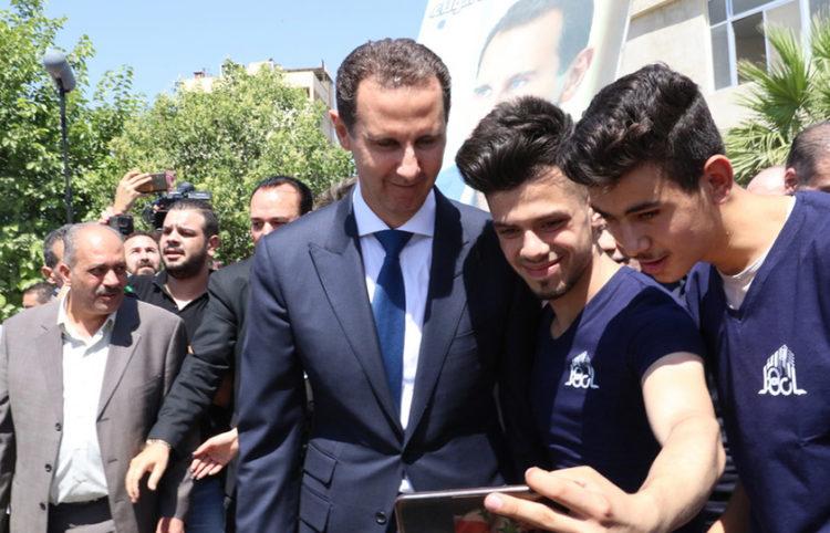 (Φωτ.: EPA / Youssef Badawi)