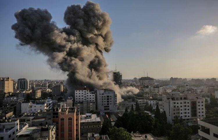 (Φωτ.: EPA / Mohammed Saber)