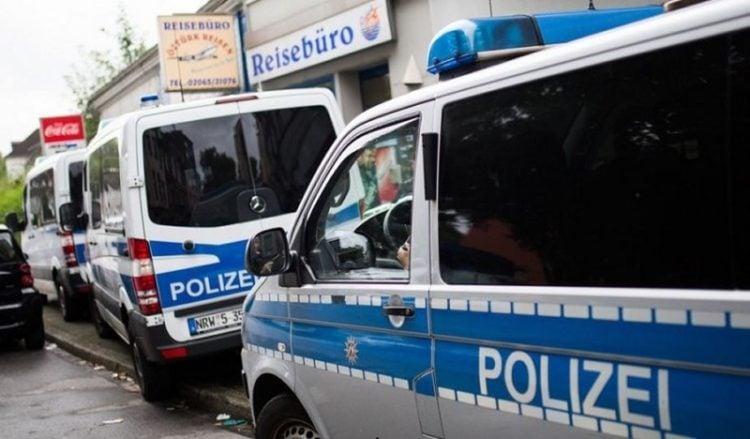 (Φωτ. αρχείου: EPA / German Police)