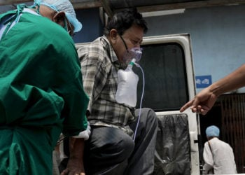 (Φωτ.: EPA / Piyal Adhikary)