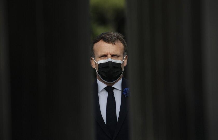 (Φωτ.: ΑΠΕ-ΜΠΕ/ EPA/ Christophe Ena)