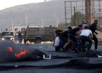 (Φωτ.: EPA / Alaa Badarneh)