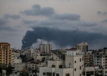 (Φωτ.: ΑΠΕ-ΜΠΕ/ EPA/ Mohammed Saber)