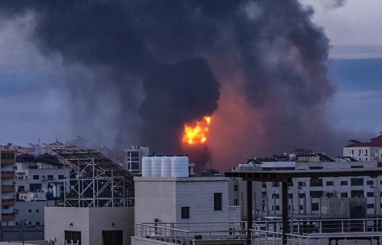 (Φωτ,: ΑΠΕ-ΜΠΕ/ EPA/ Haitham Imad)