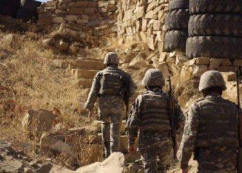 (Φωτ.: Υπουργείο Άμυνας Αρμενίας)