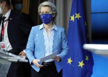 (Φωτ.: EPA/Olivier Matthys)