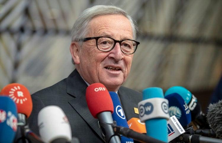 Ο Ζαν-Κλοντ Γιούνκερ (Φωτ. αρχείου: ΑΠΕ-ΜΠΕ/ consilium.europa.eu/ Zucchi Enzo)