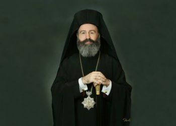 Αρχιεπίσκοπος Αυστραλίας κ.κ. Μακάριος (φωτ.: Αρχιεπισκοπής Αυστραλίας))