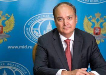 Ο Ρώσος πρεσβευτής στην Ουάσινγκτον Ανατόλι Αντόνοφ (φωτ.: rbc.ru)