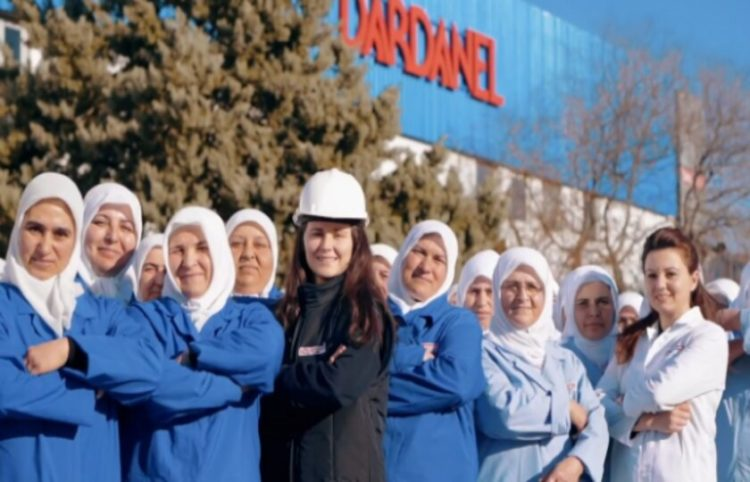 Η εταιρία Dardanel Onentas (φωτ.: Atina Haber)