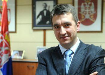 Ο πρέσβης της Σερβίας στην Ελλάδα Ντούσαν Σπασόγεβιτς (φωτ.: athens.mfa.gov.rs/ambassador.php)