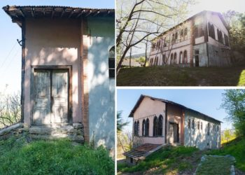 Το ιστορικό aρμενικό σχολείο Παρτιζάκ (φωτ.: Ermenihaber.am)