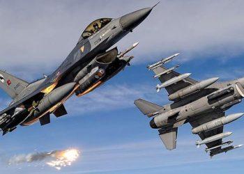 Τουρκικά πολεμικά αεροσκάφη σε ασκήσεις (φωτό: cumhuriet)