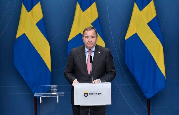 (Φωτ.: EPA/ Stina Stjernkvist Sweden Out)