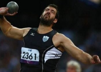 Ο Έλληνας πρωταθλητής μας Στράτος Νικολαΐδης